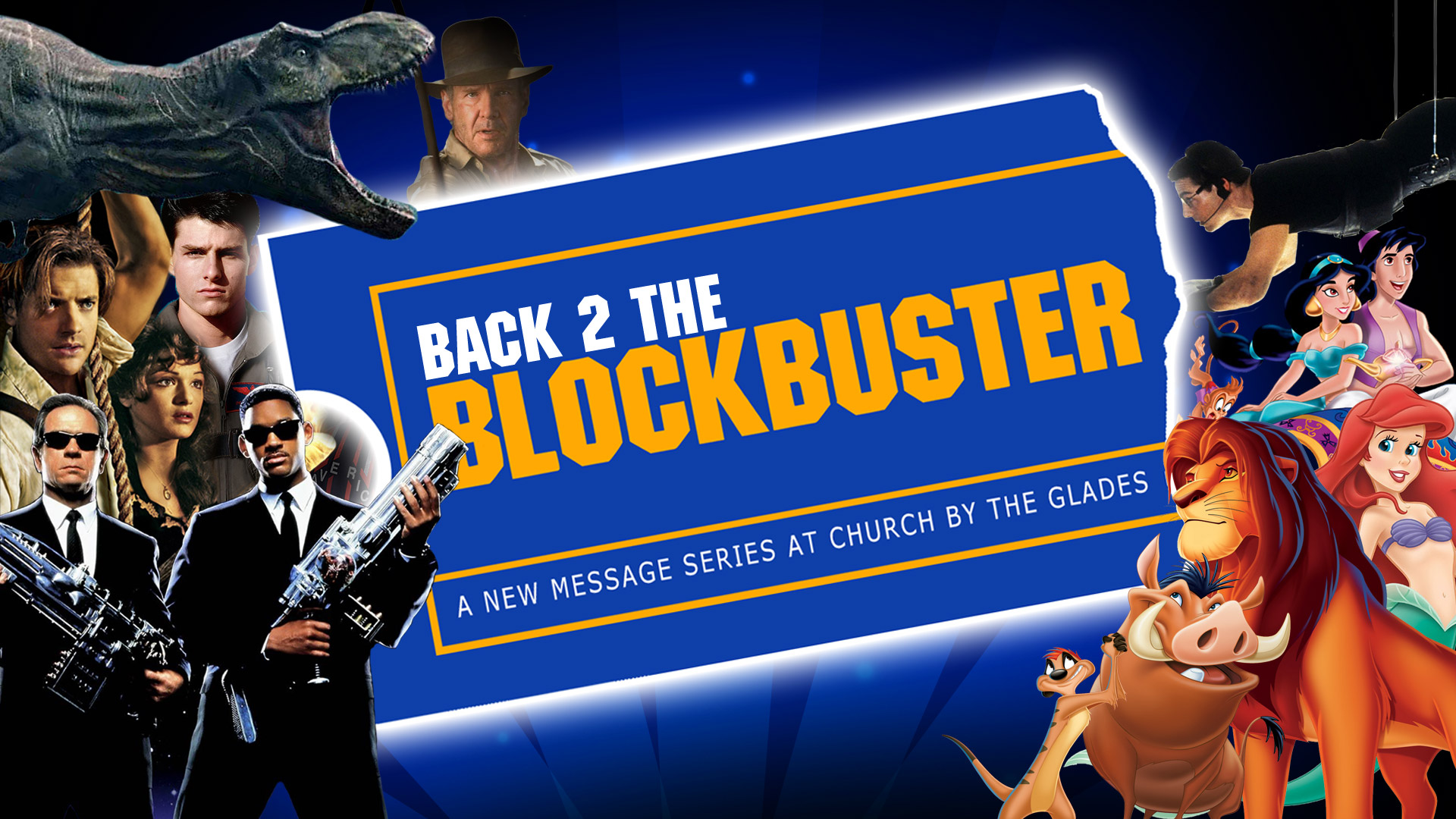 Back 2 the Blockbuster
