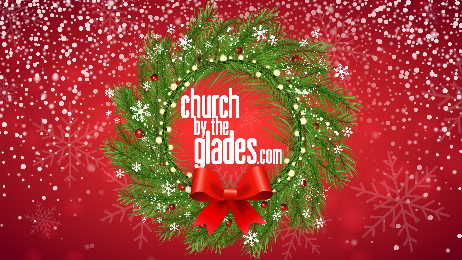 Church By The Glades | Christmas at CBG